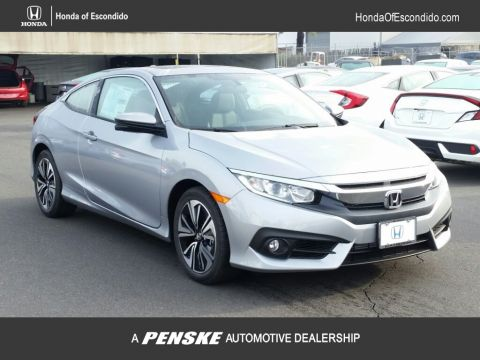 New 2018 Honda Civic Coupe EX-T CVT