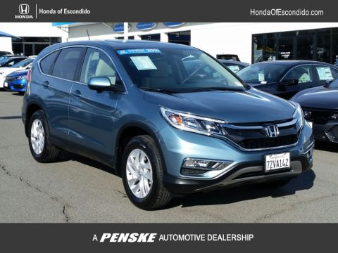 Certified Pre-Owned 2016 Honda CR-V AWD 5dr EX All Wheel Drive SUV