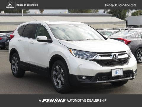 New 2018 Honda CR-V EX 2WD Front Wheel Drive SUV