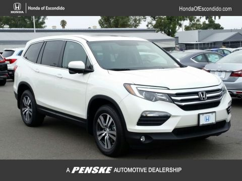 New 2017 Honda Pilot EX-L AWD All Wheel Drive SUV