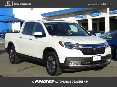 New 2018 Honda Ridgeline RTL-E AWD All Wheel Drive Truck