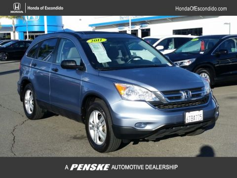 Pre-Owned 2011 Honda CR-V 2WD 5dr EX Rear Wheel Drive SUV
