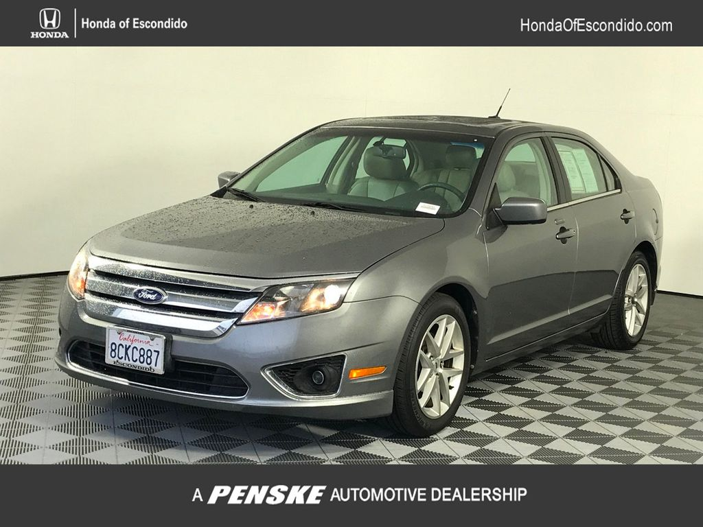 Pre-Owned 2011 Ford Fusion 4dr Sedan SEL FWD