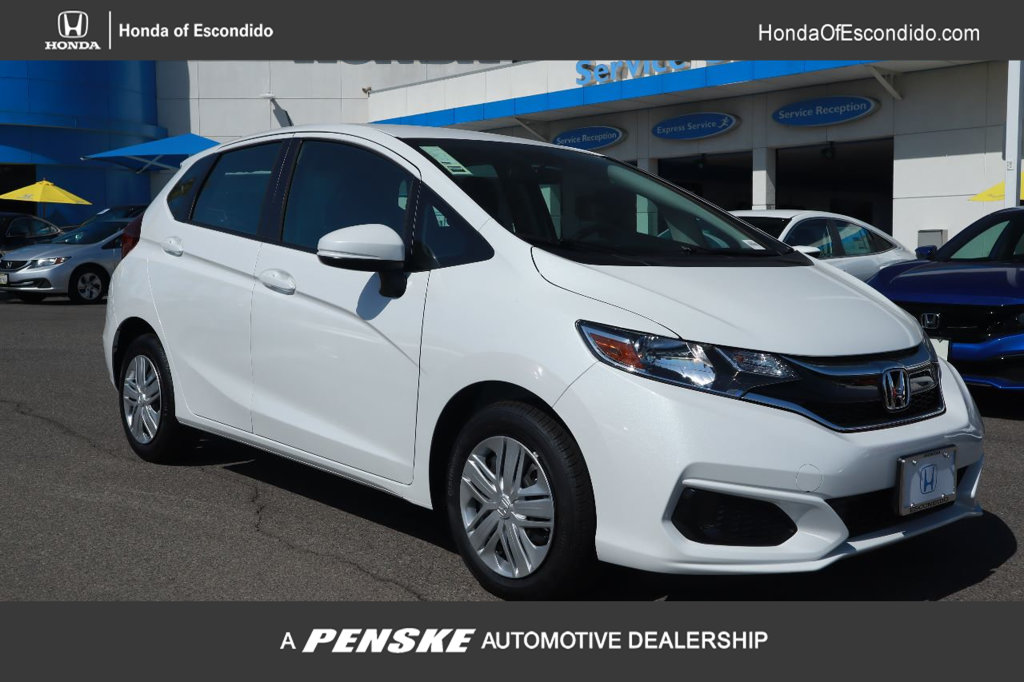 New 2019 Honda Fit LX CVT