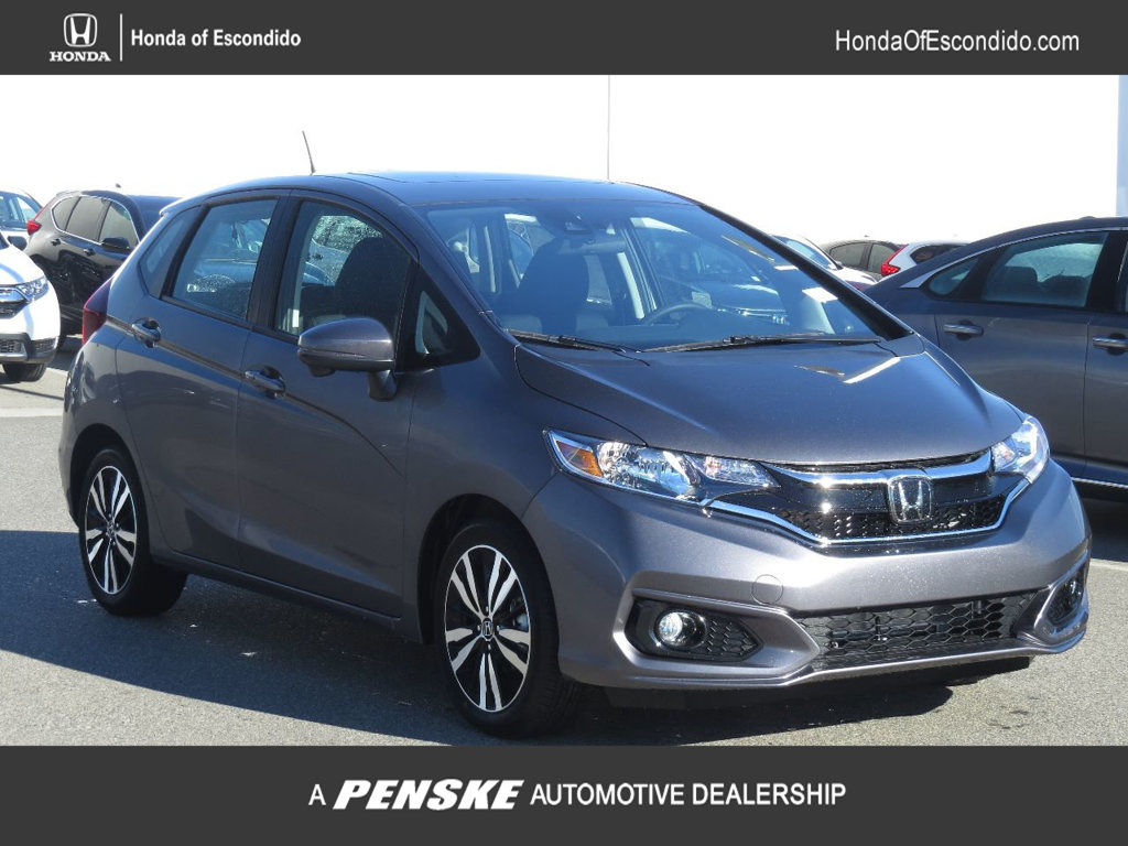 New 2018 Honda Fit EX CVT