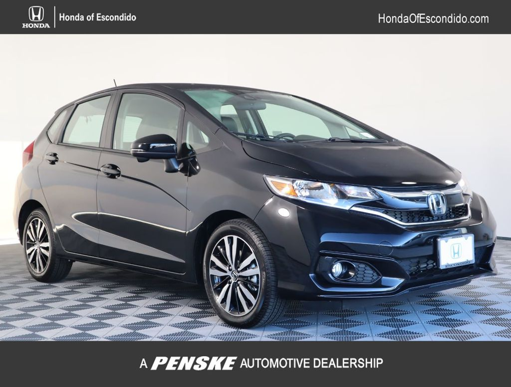 New 2020 Honda FIT 5DR HB CVT EX-L