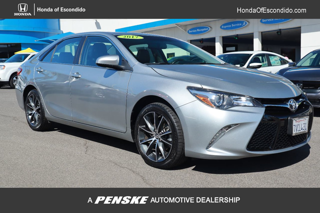 Pre-Owned 2017 Toyota Camry XSE Automatic