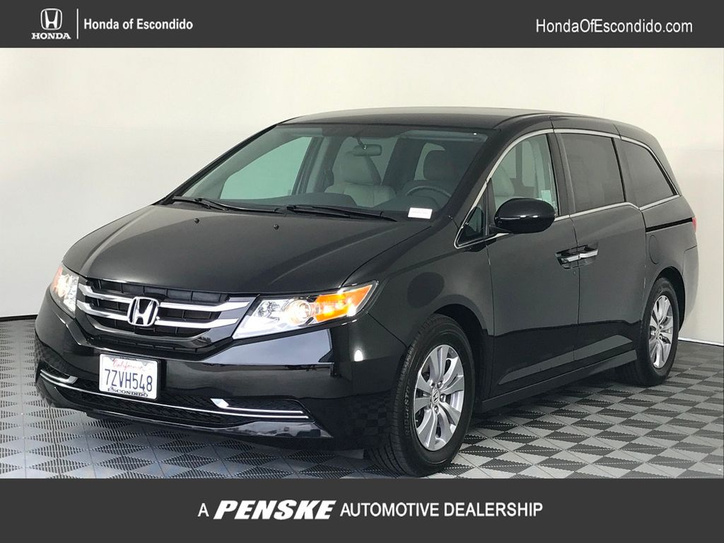 Pre-Owned 2017 Honda Odyssey SE Automatic