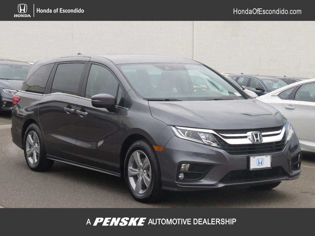 New 2019 Honda Odyssey Ex Automatic Van In Escondido 78672 Honda
