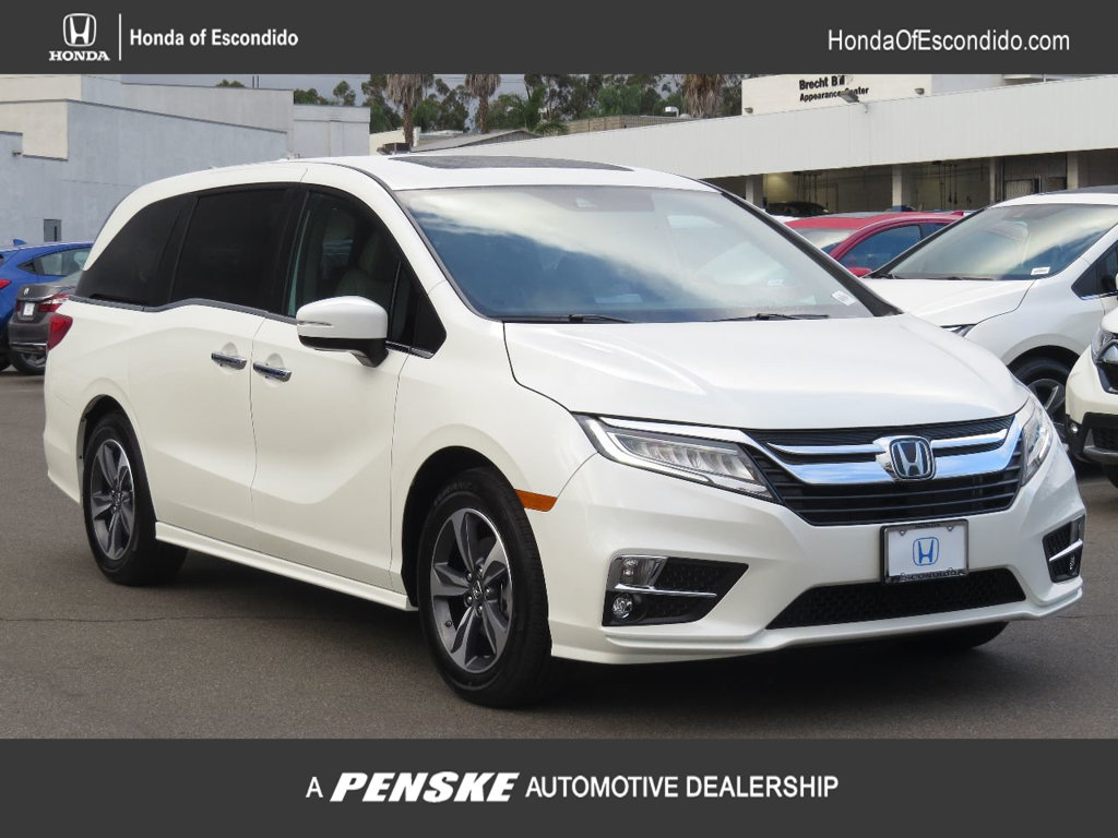 New 2018 Honda Odyssey Touring Automatic