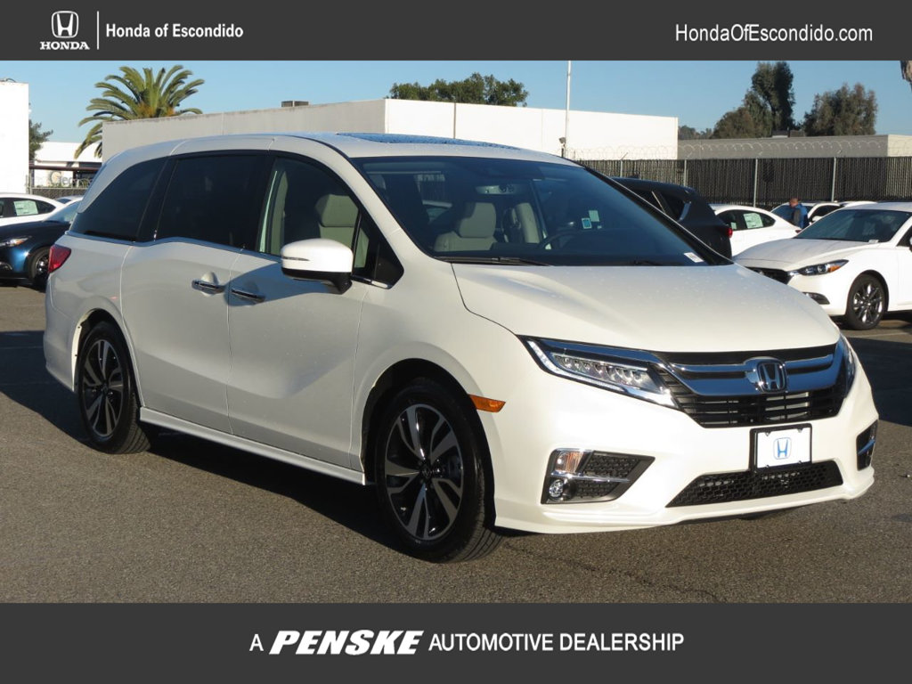 New 2019 Honda Odyssey Elite Automatic