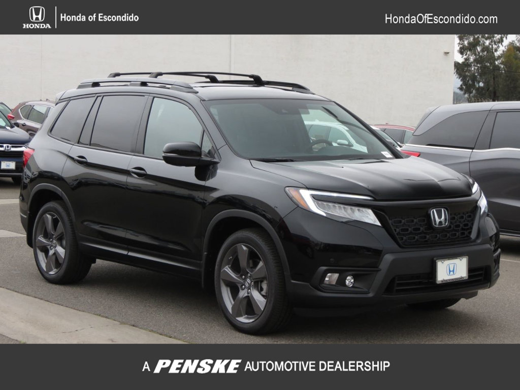 New 2019 Honda Passport 2WD TOURING
