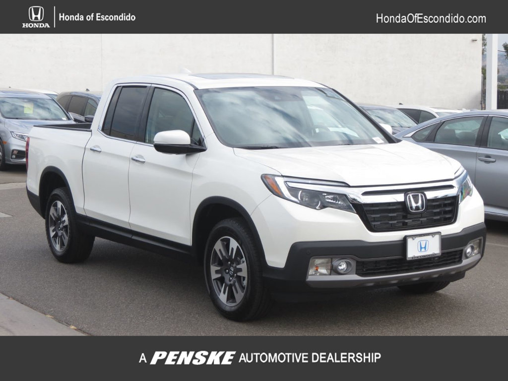 New 2019 Honda Ridgeline Rtl E Awd Truck In Escondido 79224 Honda