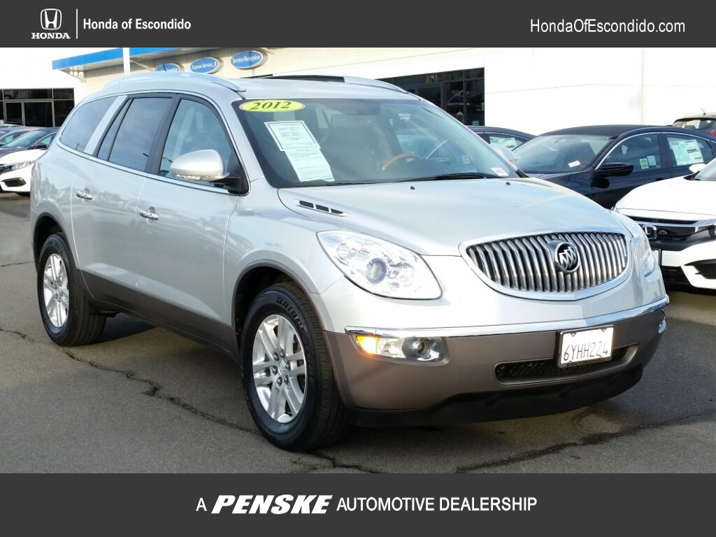Pre-Owned 2012 Buick Enclave FWD 4dr Convenience