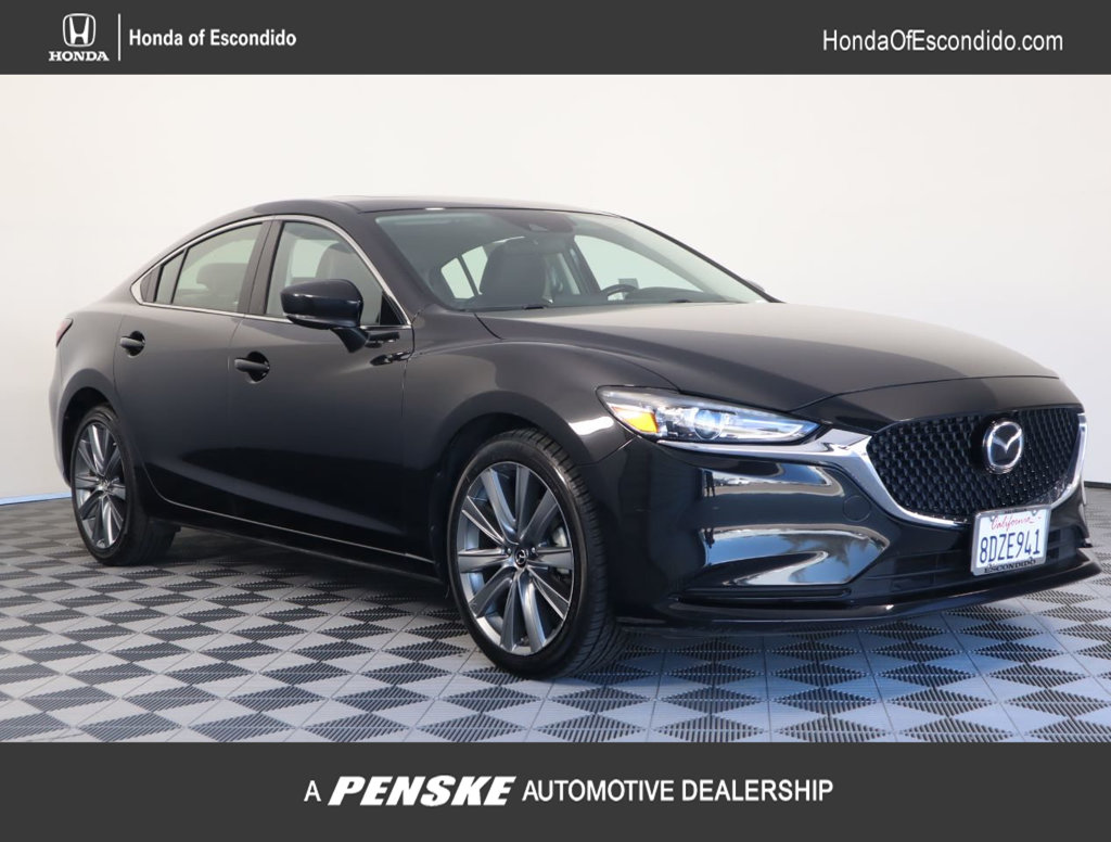 Pre-Owned 2018 Mazda6 Touring Automatic