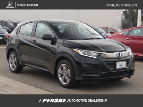 New 2019 Honda HR-V LX 2WD CVT