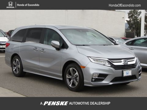 New 2019 Honda Odyssey Touring Automatic