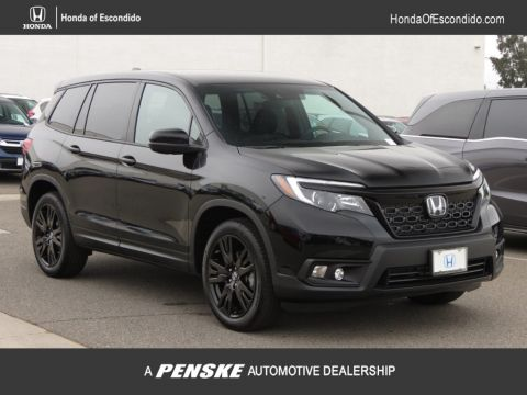 New 2019 Honda Passport Sport FWD