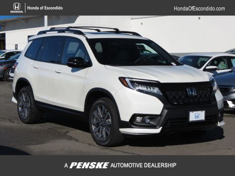 New 2019 Honda Passport AWD ELITE