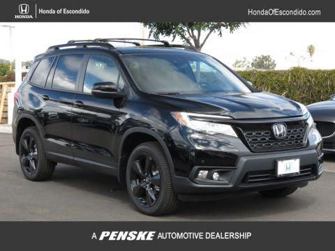 New 2019 Honda Passport AWD TOURING