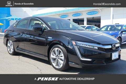 New 2019 Honda Clarity Plug-In Hybrid Sedan